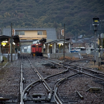 a station at early evening.jpg